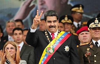 Maduro ABD'nin hedefinde olduğunu açıkladı