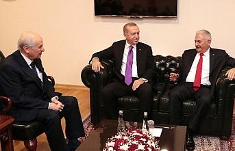 Meclis'te çay sohbeti, Kılıçdaroğlu yoktu
