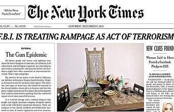 NYT gazetesi Selman'a sponsor olmaktan vazgeçti