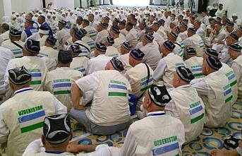 Özbekistan'da özel firmalara Umre organizasyonu yasaklandı