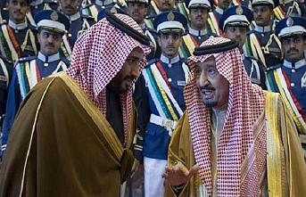 Prens Selman'a yakın beş kişi daha görevden alındı