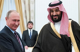 Rusya ile Suudi Arabistan Suriye'yi görüştü