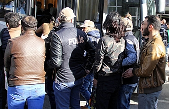 Samsun'da DEAŞ'lılar yakalandı