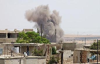 Soçi anlaşmasına rağmen İdlib'e bomba yağıyor