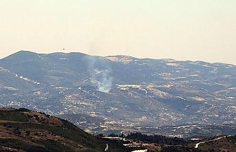 Suriye sınırı yanıyor