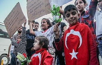 Suriyeliler için referandum çağrısına anlamlı tepki