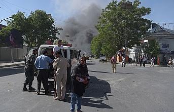 Taliban güçlerinden ilçe merkezine saldırı