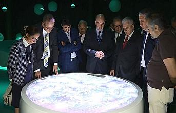 TBMM Başkanı Yıldırım CERN'i ziyaret etti