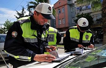 Trafik cezaları artırıldı