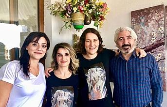 Türkiye Raportörü Piri, Demirtaş tişörtüyle Diyarbakır'da