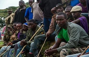 Ugandalı ayrılıkçılardan palalı saldırı