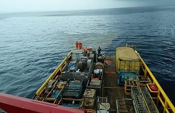 Yolcu uçağı 189 kişiyle beraber denize düştü
