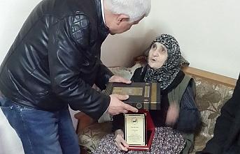 15 Temmuz şehidinin annesi vefat etti