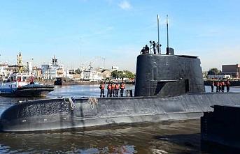 1 yıl önce kaybolan denizaltının enkazı bulundu