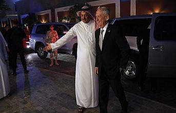 ABD Savunma Bakanı'ndan 'Stratejik Ortadoğu İttifakı' açıklaması