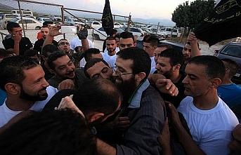 Açlık grevinin 58. gününde serbest bırakıldı
