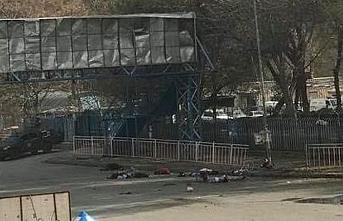 Afganistan'da lise yakınında intihar saldırısı