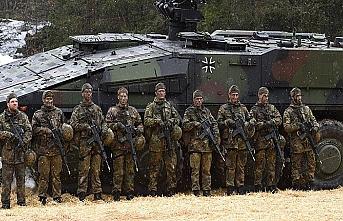 Alman ordusuna binlerce yeni personel geliyor
