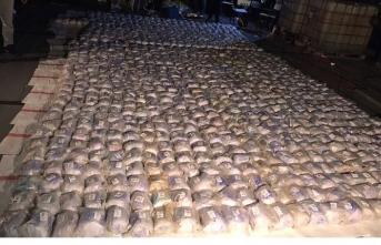 Avrupa'ya götürülmek istenen 6 ton eroin ele geçirildi
