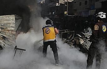 Bab'da eş zamanlı bombalı saldırılar