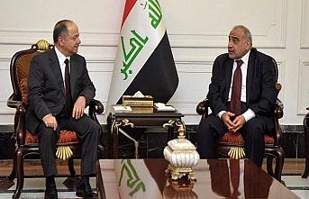 Barzani yeni Irak hükümetine destek verdi