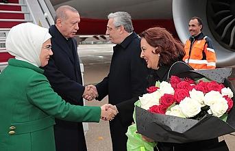 Başkan Erdoğan Fransa'da
