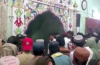 Belucistan'da namaz esnasında camide patlama