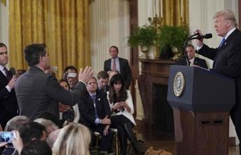 Beyaz Saray'dan muhabirlere yeni kurallar