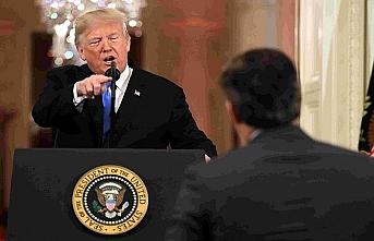 """Beyaz Saray'da """"yasaklı"""" gazeteci sayısı artabilir"""