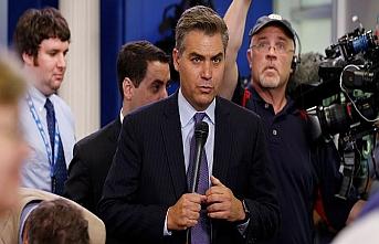 Beyaz Saray'ın CNN muhabirine basın kartını geri vermesine hükmedildi