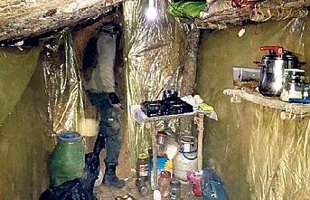 Bingöl'de PKK'nın 6 odalı sığınağı bulundu
