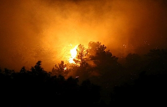 California yine yanıyor: 5 ölü