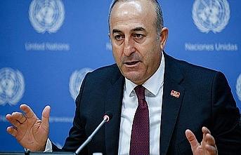 Çavuşoğlu: Kaşıkçı için uluslararası soruşturma şart