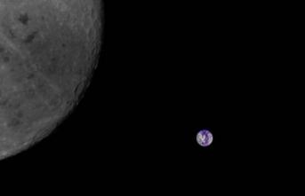 Çin Ay'ın karanlık yüzünü görüntüledi