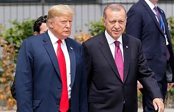 Cumhurbaşkanı Erdoğan: Münbiç'i görüşeceğiz