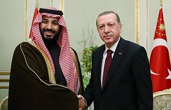 Cumhurbaşkanı Erdoğan, Prens Selman ile görüşecek mi?