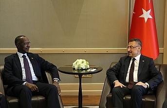 Cumhurbaşkanı Yardımcısı Sudan'a gidiyor