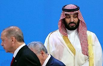 Erdoğan ile Prens Selman arasında soğuk rüzgarlar