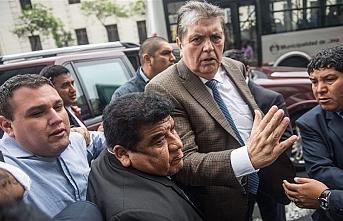 Eski devlet başkanından sığınma talebi