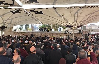 Fatih Camii'nde Kaşıkçı için gıyabi cenaze namazı