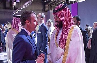 Fransız lider Cemal Kaşıkçı'yı sordu