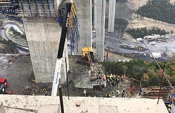 Gebze'de kurtarma çalışmaları devam ediyor