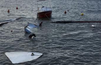 Göçmen teknesi battı: 4 ölü, 6 kayıp