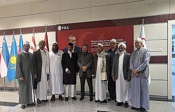 Güney Afrika İslam Fıkıh Konseyi üyeleri Türkiye'de