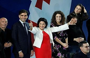 Gürcistan cumhurbaşkanı seçiminde ilk sonuçlar geldi
