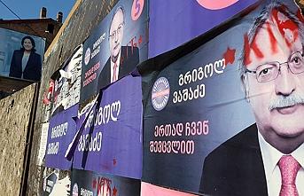 Gürcistan cumhurbaşkanını seçiyor