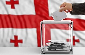 Gürcü muhalefet seçim sonuçlarını reddetti
