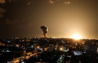 Hamas İsrail saldırılarının durması için görüşmeler yapıyor