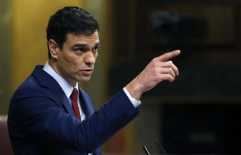 İspanya Brexit'e vetoyu kaldırdı