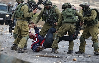 İsrail askerlerinden Ramallah'ta saldırı